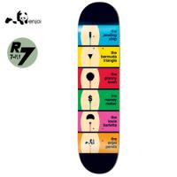 [enjoi] LOUIE BARLETTA HAIRDOS R7 DECK 8.25