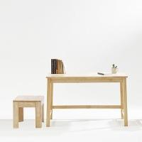 [스크래치] 베이직 책상 + 큐브 사이드 테이블