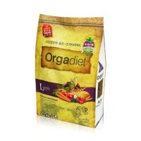 오가다이어트 유기농사료 전연령 1kg(양,오리,연어)