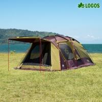 프리미엄 리빙쉘 패널 2룸 텐트 71805504