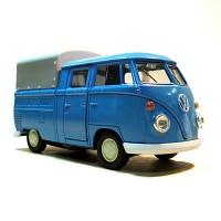 폭스바겐 마이크로버스 트럭 블루