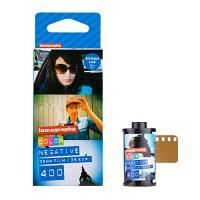 [로모그래피정품] 35mm 컬러 네거티브 ISO 400 필름 - 3롤 1팩 / 35mm 일반필름