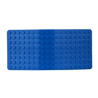 BRICKBRICK REGULAR F-PLATE BLUE