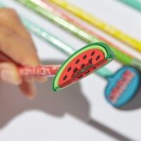 빅키드 실리콘 패치 연필 (6종 택1) 연필캡