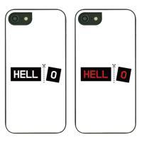 아이폰7플러스케이스 HELLO 스타일케이스