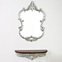 (kmy014)앤틱 거울선반 세트