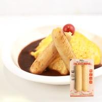 [허닭] 닭가슴살 소시지 그릴후랑크 매콤치즈 1+1
