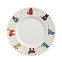 [울스터위버스] Cat Walk  Plate (S) (접시 소)