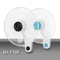 사파이어선풍기 HJ-F160/16인치/벽걸이선풍기/조작부 줄당김식