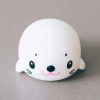 LED 물고기친구들 (하프물범) 목욕놀이 물놀이 장난감