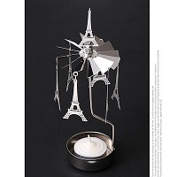 ROTARY CANDLE HOLDER EIFFEL TOWER[캔들홀더]
