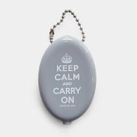 Keep Calm X Quikoin 동전지갑