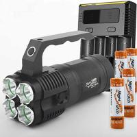 LED 써치라이트 세트 4E65L-i4 224 6500루멘