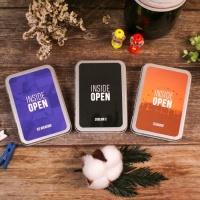 INSIDE OPEN 아이스브레이킹 질문카드 게임