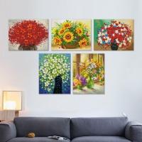 DIY 보석십자수 정물 시리즈 40*50cm
