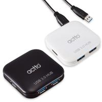 ACTTO/엑토 래피드 USB 3.0 허브 HUB-27