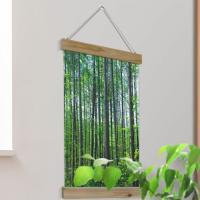 cp696-우드스크롤_40CmX60Cm-울창한나무숲