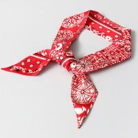 Silk Bandana Petit Tie Scarf