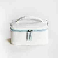 with BEAUTY POUCH_WHITE (뷰티파우치 M / L)