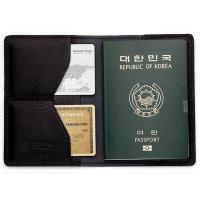 국산 여권지갑 여권케이스 색상 블랙 CH1424471