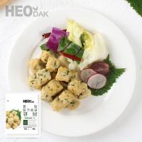 [허닭] 닭가슴살 한입 큐브 깻잎 100g 1+1