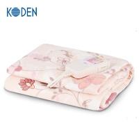[코덴] 일본 No.1 물세탁 순면 전기요 EB-KC1715/전용세탁망 포함