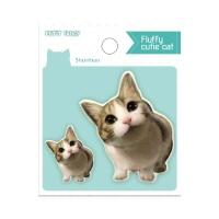 DA5449 fluffy cutie cat
