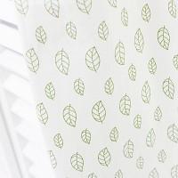 [정사이즈특가]나뭇잎비 데코커튼 200*150cm
