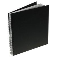 [클레르퐁텐] 골드라인 스케치북 스프링 정방(30cm x 30cm)