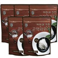 [기획]미인과친한 곤약파우더 분말가루워터150g 5봉