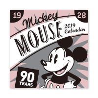 2019 디즈니 미키 마우스 90주년 기념 벽걸이달력