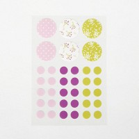 Masking Sticker - 01 Bouquet