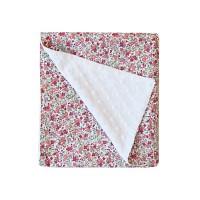 [MADLINE][마들린 양면담요]마들린/마들린 담요/유모차 담요-버베나_핑크(L)85x105cm