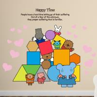 Kids D.I.Y Sticker_엘리 도형놀이와 친구들