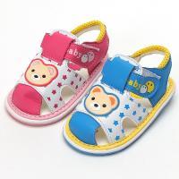 매직 곰 삑삑이 샌들 유아동 아이 소리 운동화 신발
