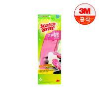 [3M]베이직 고무장갑(소)