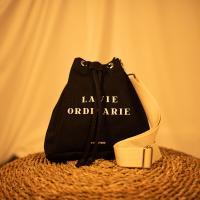 LVO Bucket (LVO 버킷백) - 블랙