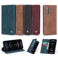 갤럭시S21/울트라/플러스/가죽 카드 지갑 플립 케이스