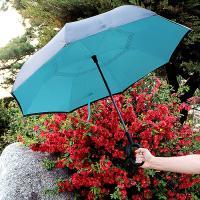 비오는 날엔 거꾸로펴지는 거꾸로우산