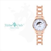 [밀튼스텔리정품] 밀튼스텔리 여성시계 MS-140MR