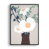 Flower 3 / 일러스트 액자