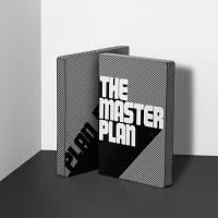 그래픽 노트 라지 - THE MASTER PLAN