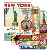 카발리니 미니 노트북 - 뉴욕시티
