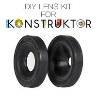 [로모그래피정품] Konstruktor DIY Close up&Macro Lens Kit - 컨스트럭터용 접사렌즈킷