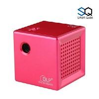 스마트빔 큐브 프로젝터 와인