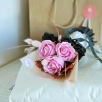 향기를 담은 작은 선물 (핑크장미)