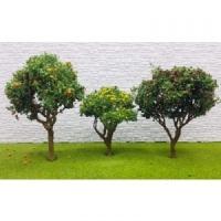 모형 과일나무-3종