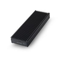 위즈플랫 SSD 외장하드 FLEX Drive F1 1TB (미니사이즈 / 히트싱크 디자인)