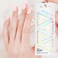 바바코코 젤네일스티커 다이아몬드체인 바닐라