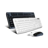 한성컴퓨터 GTune 멤브레인 무선 키보드 마우스 세트 HKM700WL (실리콘 키스킨 증정 / 2.4GHz 무선기술 / 단축키)